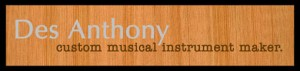Des Anthony Guitars - Handmade instruments of distinction.